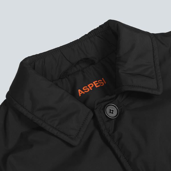 ASPESI - VODKA LE COAT - BLACK
