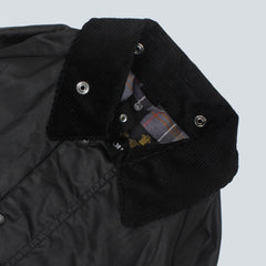 BARBOUR-BEDALE JACKET-BLACK
