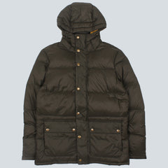 BARBOUR-WHITHORN QUILT JACKET-SAGE GREEN