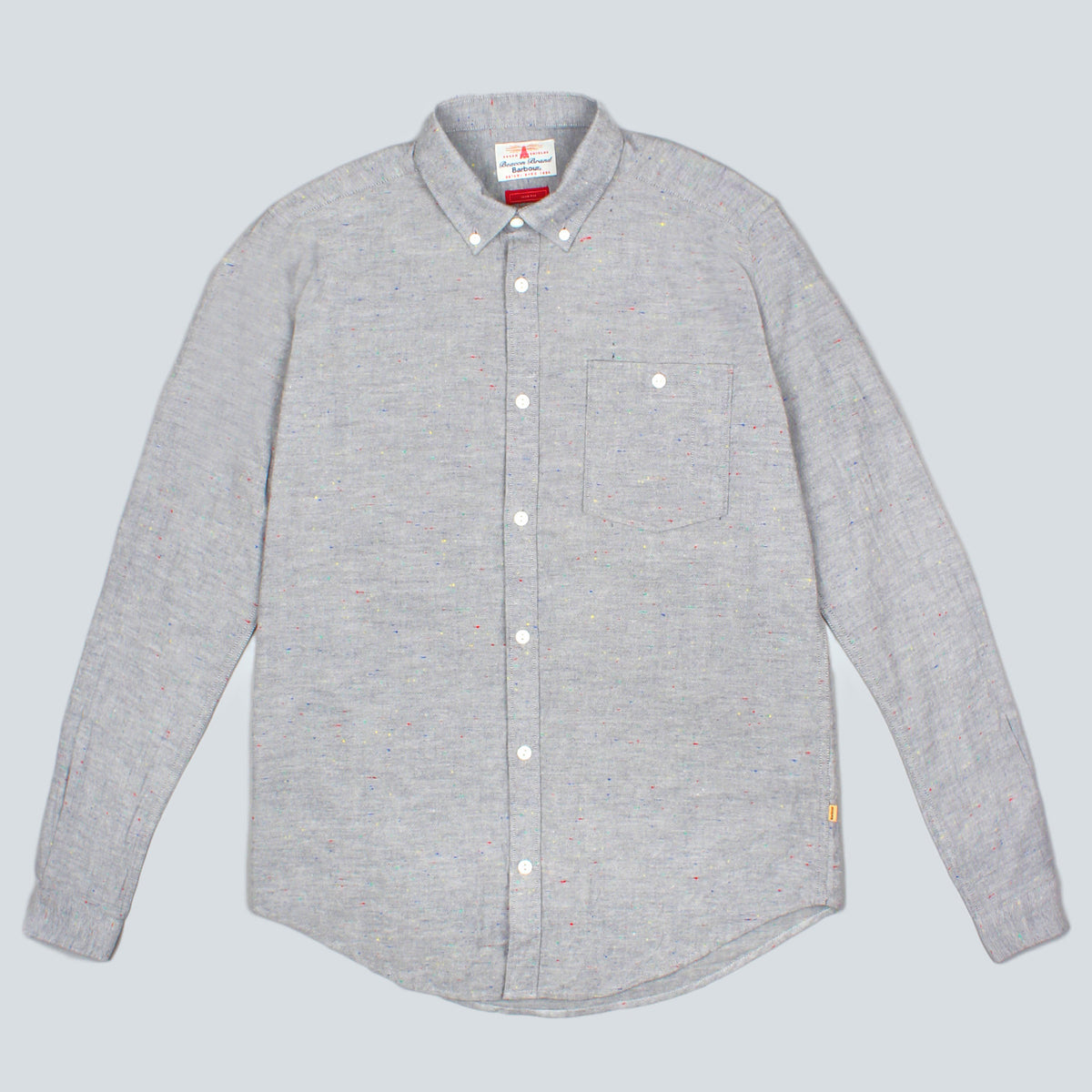 Barbour - Carew Shirt - Sky Blue