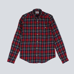 Barbour - William Shirt - Rich Red