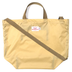 BATTENWEAR - PACKABLE TOTE - TAN/COYOTE