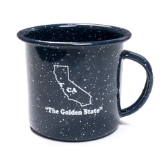 BATTENWEAR - CAMP MUG - GOLDEN STATE