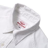 Battenwear - Camp Shirt - White