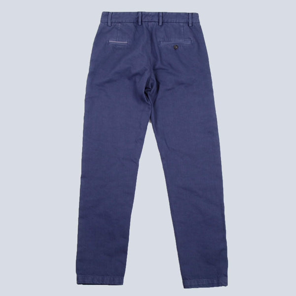 A.B.C.L-BLUE TROUSERS-BLUE