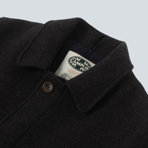 CAMPLIN - OVERCOAT - GREY
