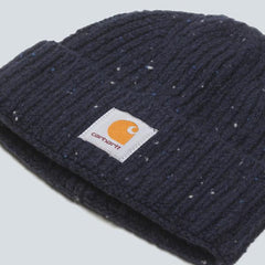 Carhartt Anglistic Beanie - Navy Heather