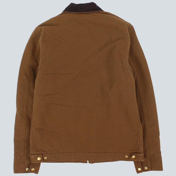Carhartt Detroit Jacket - Hamilton Brown/ Tobacco Rinsed