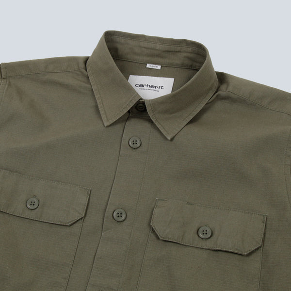 Carhartt Mission Shirt - Rover Green