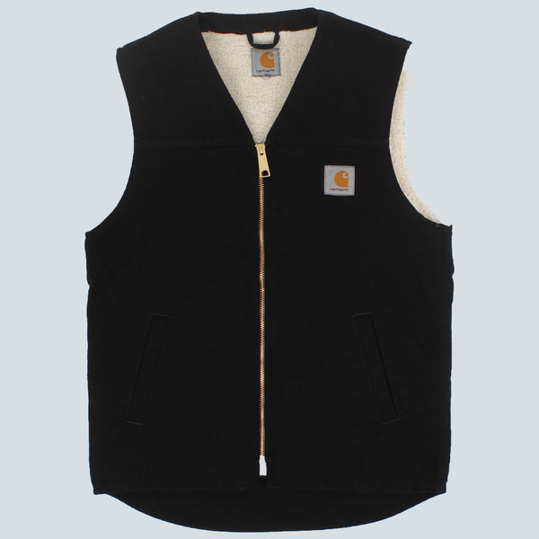 Carhartt Royal Vest - Black Rinsed