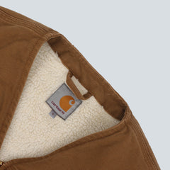 CARHARTT - ROYAL VEST - HAMILTON BROWN