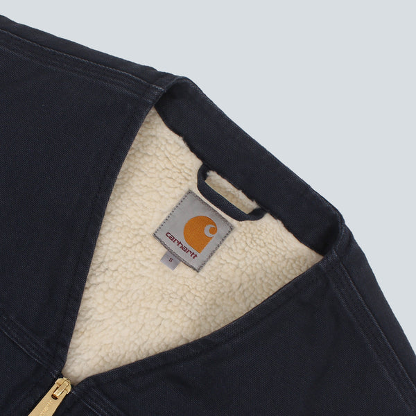 Carhartt Royal Vest - Navy Rinsed