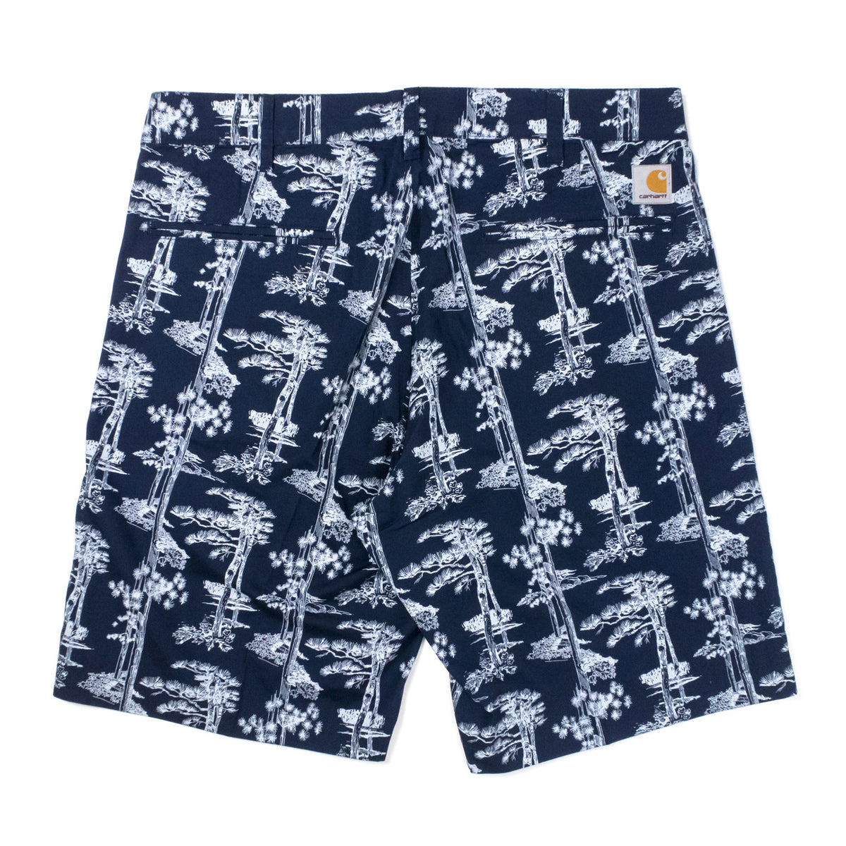 Carhartt - Pine Short - Blue/White