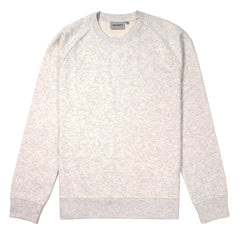 CARHARTT - HOLBROOK SWEAT - ASH HEATHER