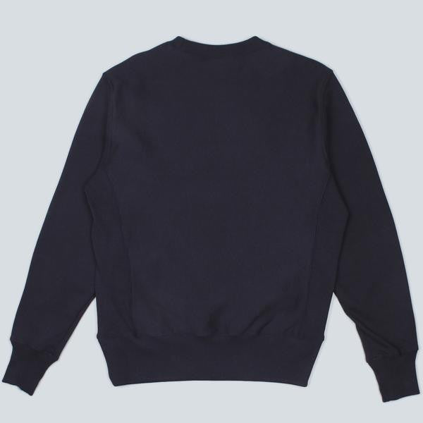 CHAMPION-CREWNECK SWEATSHIRT-NAVY