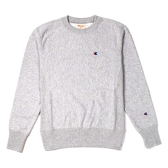 CHAMPION - CREWNECK SWEATSHIRT - GREY