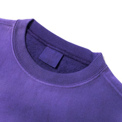 CHAMPION - CREWNECK SWEATSHIRT - PURPLE