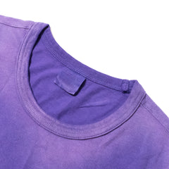 CHAMPION - CREWNECK TEE -  PURPLE