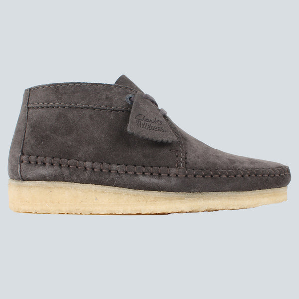 Clarks Originals Weaver Boot - Charcoal Suede
