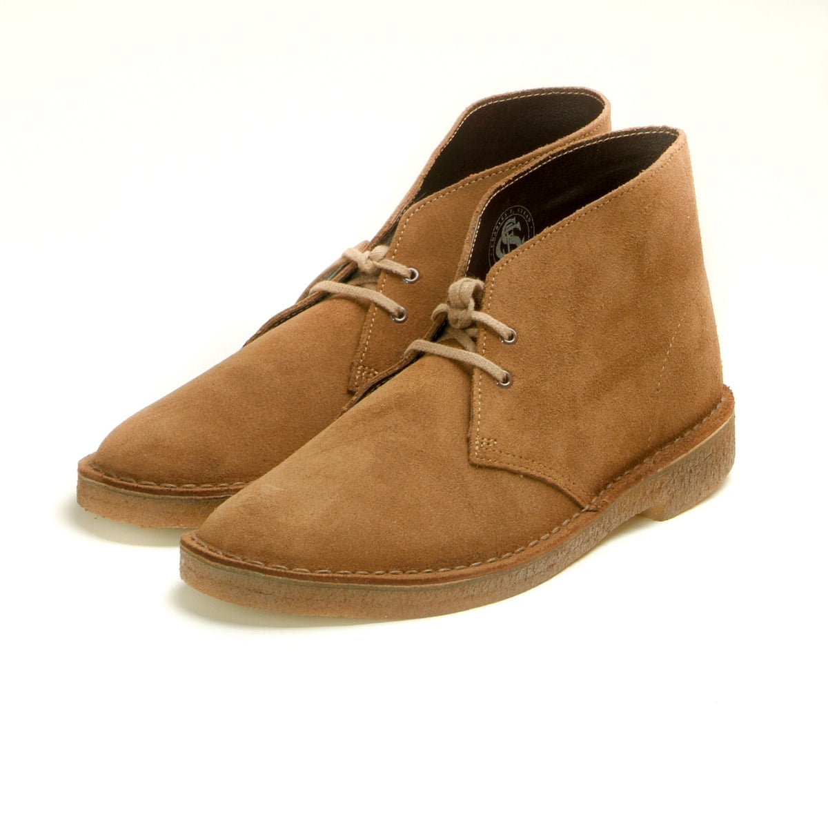 CLARKS ORIGINALS - DESERT BOOT - COLA SUEDE