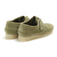 CLARKS ORIGINALS - WEAVER - FOREST GREEN
