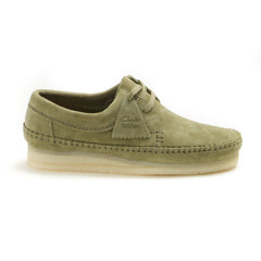 CLARKS - WEAVER - FOREST GREEN
