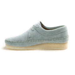 CLARKS ORIGINALS - WEAVER - BLUE / GREY