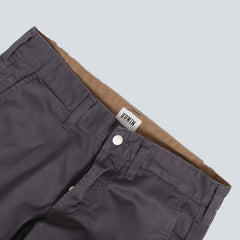 EDWIN - 55 CHINO - GREY RINSED