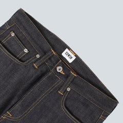 EDWIN - ED-45 GRANITE DENIM - BLUE UNWASHED