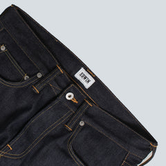 EDWIN - ED-55 63 RAINBOW SELVAGE DENIM - UNWASHED