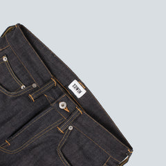 EDWIN - ED-55 GRANITE DENIM - BLUE UNWASHED