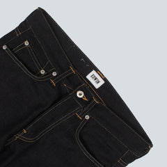 EDWIN - ED-80 DEEP BLUE DENIM - UNWASHED