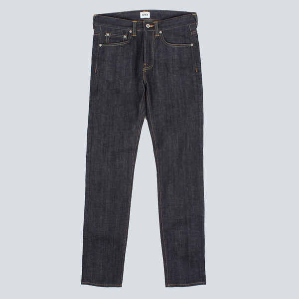 EDWIN - ED-80 RED LISTED SELVAGE DENIM - UNWASHED