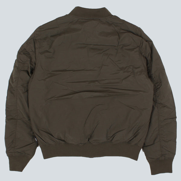 EDWIN - FLIGHT JACKET - GREEN