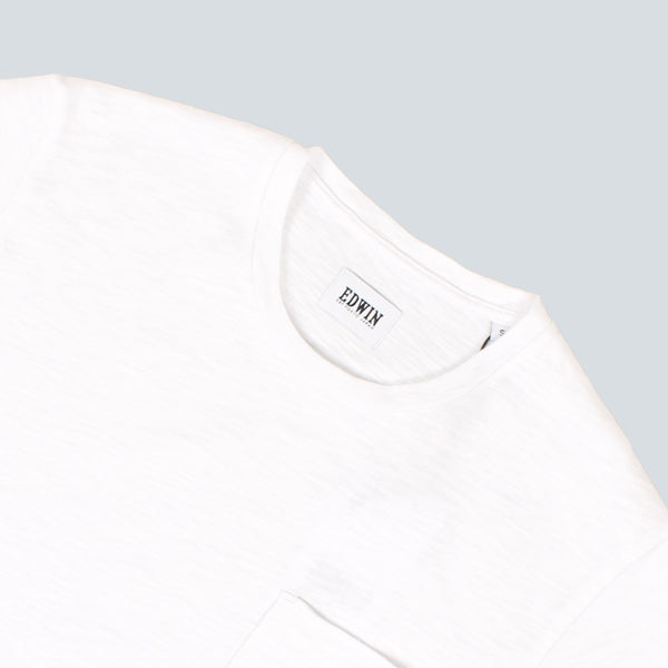 EDWIN - MARVIN T-SHIRT - WHITE