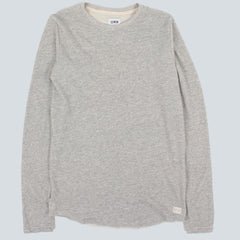 EDWIN - TERRY SWEATSHIRT - GREY MARL