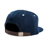 EBBETS FIELD - LOS ANGELES ANGELS 1954 6 PANEL STRAP BACK CAP - NAVY