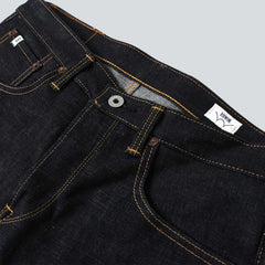 Edwin - Classic Regular Tapered Rainbow Japan Selvage - Raw State