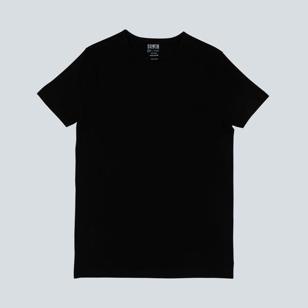 EDWIN - DOUBLE PACK SS T-SHIRT - BLACK