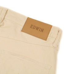 EDWIN - ED55 TUSCAN DENIM - NATURAL RINSED