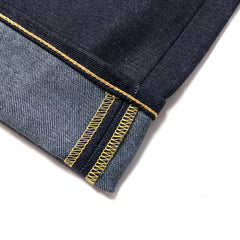 EDWIN - ED55 DEEP BLUE DENIM - BLUE UNWASHED