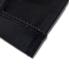 EDWIN - ED80 CS INK BLACK DENIM - TRIP USED