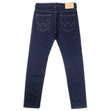 EDWIN - ED80 CS RINSED NIGHT BLUE DENIM - BLUE RINSED