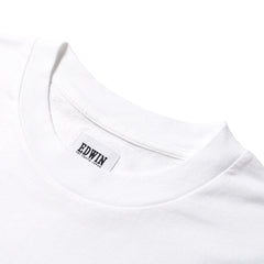 EDWIN - FROM JAPAN WITH LOVE TEE - WHITE