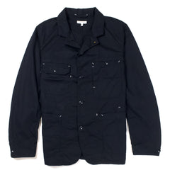 ENGINEERED GARMENTS - COVERALL JACKET - DARK NAVY