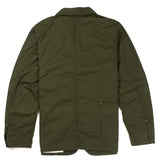 ENGINEERED GARMENTS - COVERALL JACKET - OLIVE