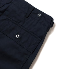 ENGINEERED GARMENTS - FATIGUE SHORT - DARK NAVY