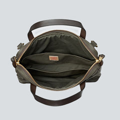 Filson Tablet Briefcase - Otter Green