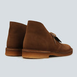 Clarks Originals Desert Boot - Cola Suede
