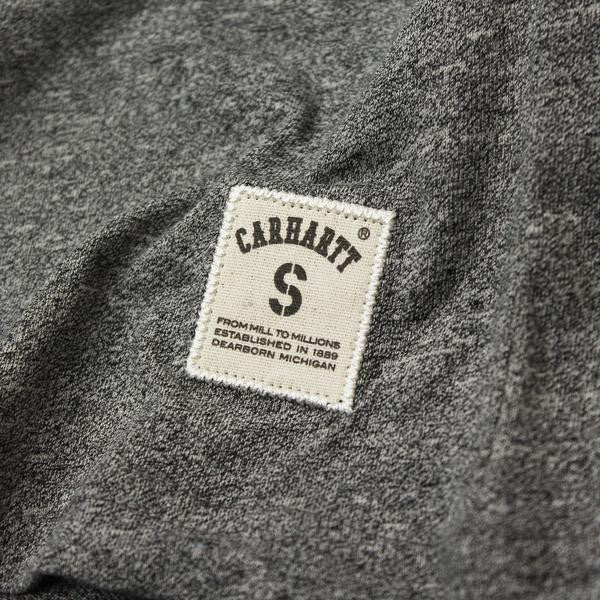 Carhartt Holbrook T-Shirt - Black Noise Heather